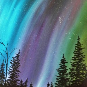 art fun paint night