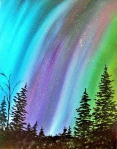 "Buy Ticket""Art Fun Paint Night"" Shooters Bar, Sat. April 29 , 2:00pm."