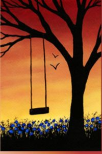 "Buy Ticket""Art Fun Paint Night"" Soldiers Memorial Hospital, Sun. May 7 , 6:30pm."