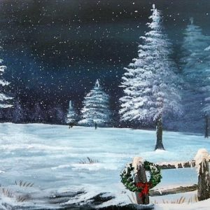 Winter Pieces Art Fun Paint Night https://sandramacdonald.com/art-fun/