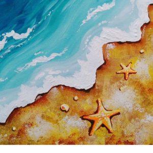Sandra Mac Donald's Paint Night