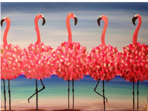 Paint night Art Fun