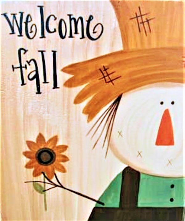Shubie Welcome Fall Paint Night